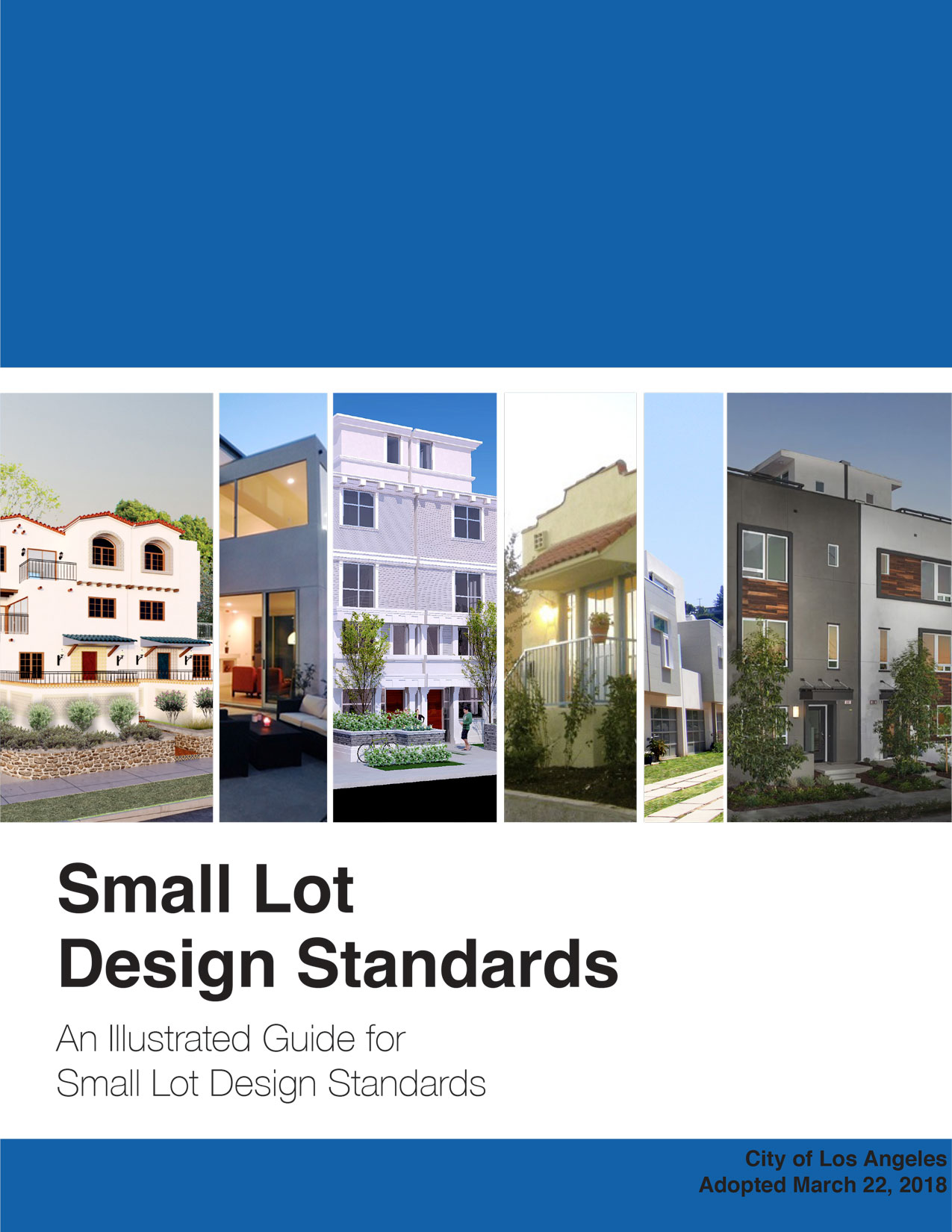 Small Lot Design Standards