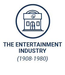 The Entertainment Industry (1908-1980)