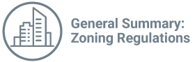 General Summary: Zoning Regulations