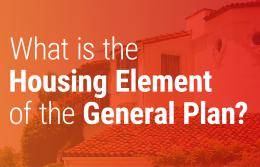 Housing Element & General Plan