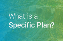 What is a Specific Plan?