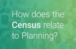 How does the Census relate to Planning?