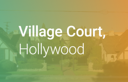 Village Court, Hollywood