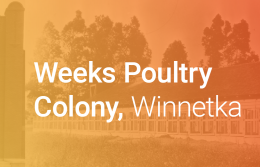 Weeks Poultry Colony