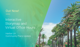 Storymap and virtual office hours